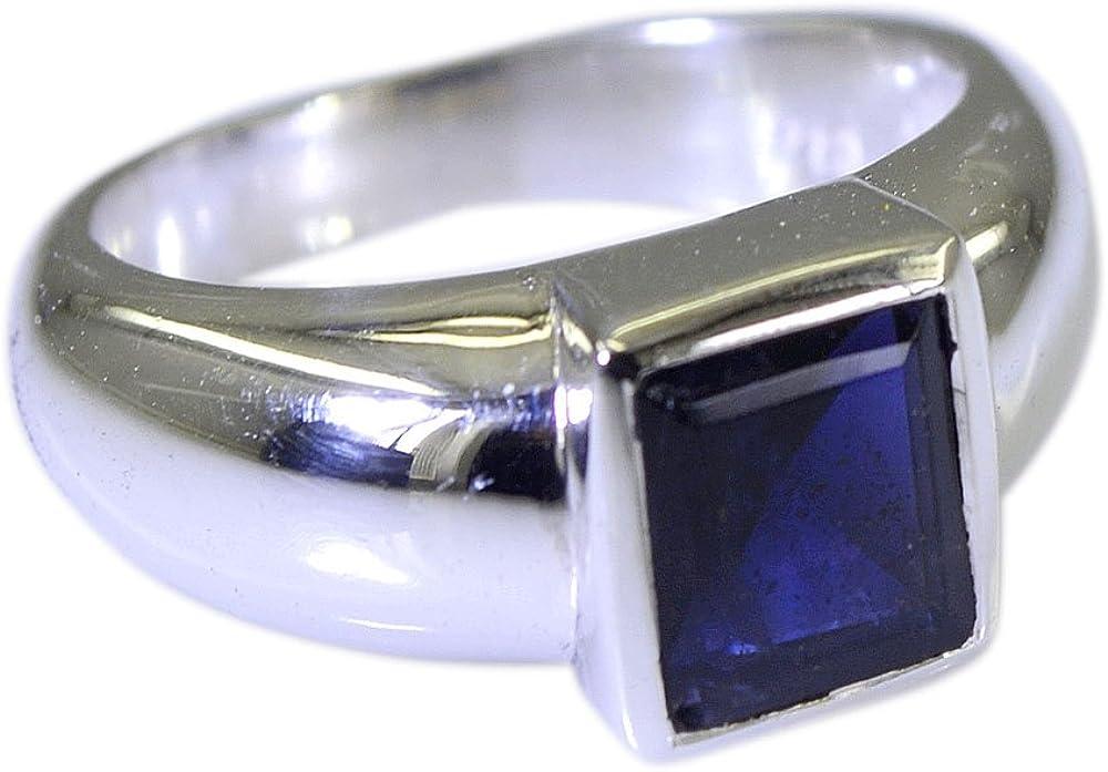Staurolite Ring in Sterling Silver size 7.0