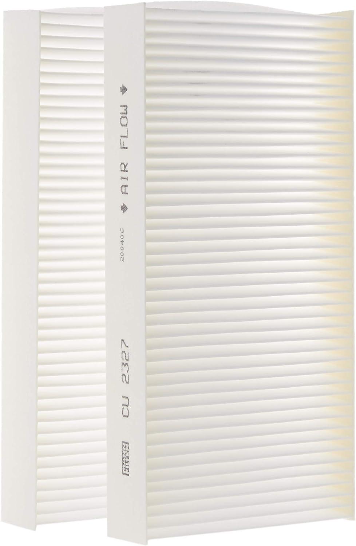 Mann Filter Cu23272 Innenraumfilter Auto