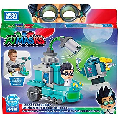 PJ Masks Romeo's Lab: Toys & Games