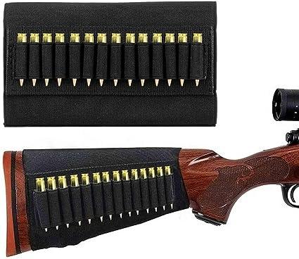 Gewehrschaft  MAG STOCK POUCH Gewehr Magazin Tasche Gear schwarz