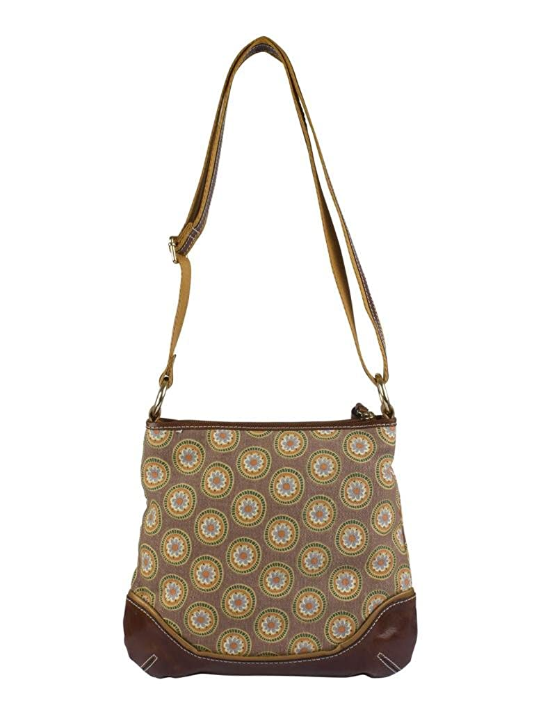 2baec9aafe16 IVORY TAG Women s Golden Swirls Xbody Sling Bag  Amazon.in  Shoes   Handbags