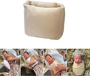 Baby Photography Props Wrap Mat Newborn Boy Girl Photo Shoot Stuffer Posing Accessories Pad Poster