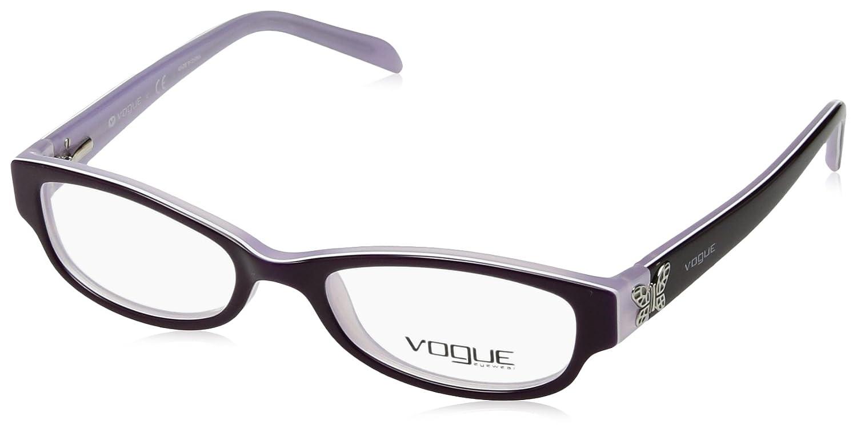 a2cbcb87276 Vogue VO 5082 PLUM women Eyewear Frames  Amazon.co.uk  Clothing