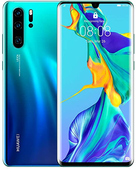 Amazon.com: Huawei P30 Pro 128GB+8GB RAM (VOG-L29) 40MP LTE ...