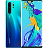 Huawei P30 Pro 128GB+8GB RAM (VOG-L29) 40MP LTE Factory Unlocked GSM Smartphone (International Version, No Warranty in…