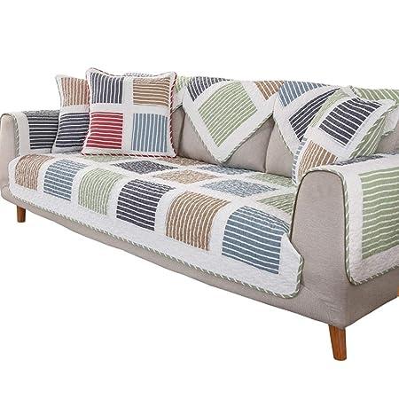 HOMHOM Funda de sofá Seater Cover, Protector de Muebles de ...