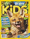 Best National Geographic Magazines For Kids - National Geographic Kids Magazine September 2015 Review
