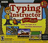 Best Typing For Kids Softwares - Individual Software, Inc. Typing Instructor For Kids 3 Review