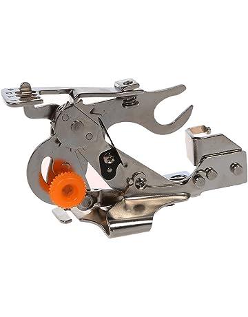 Prensatelas plisados - SODIAL(R)Prensatelas plisados para Brother Singer Kenmore maquina de coser
