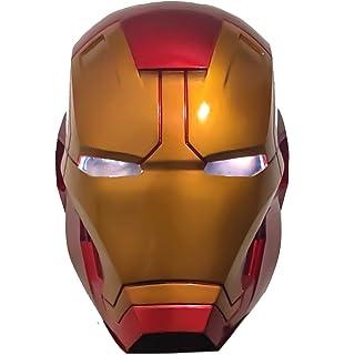 The Avengers Marvel Legends Iron Man Casco electrónico ...