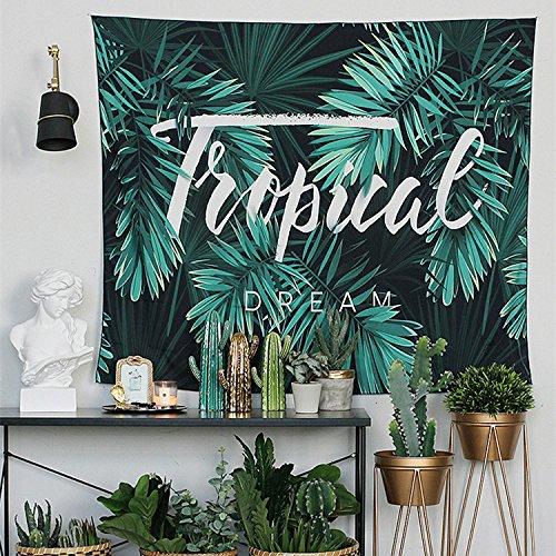 SLHP Tappeti da parete Decorazione soggiorno accessori decorazione Panni arazzo paesaggio Tapestry Stampa plastica Tapisserie, a, 150x130cm