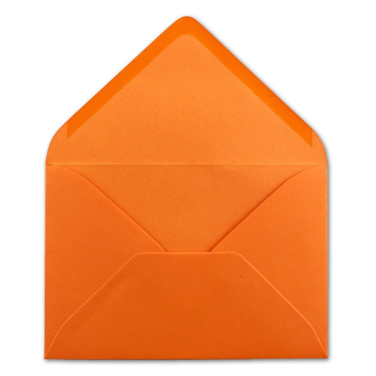 200x 200x 200x Brief-Umschläge in Dunkel-Grün - 80 g m² - KuGrüns in DIN B6 Format 125 x 175 mm - Nassklebung ohne Fenster - Qualitätsmarke FarbenFroh® B076H6R9SW | Qualität und Quantität garantiert  8f014f