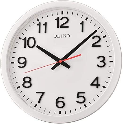 Seiko QXA732W Quartz Wall Clock