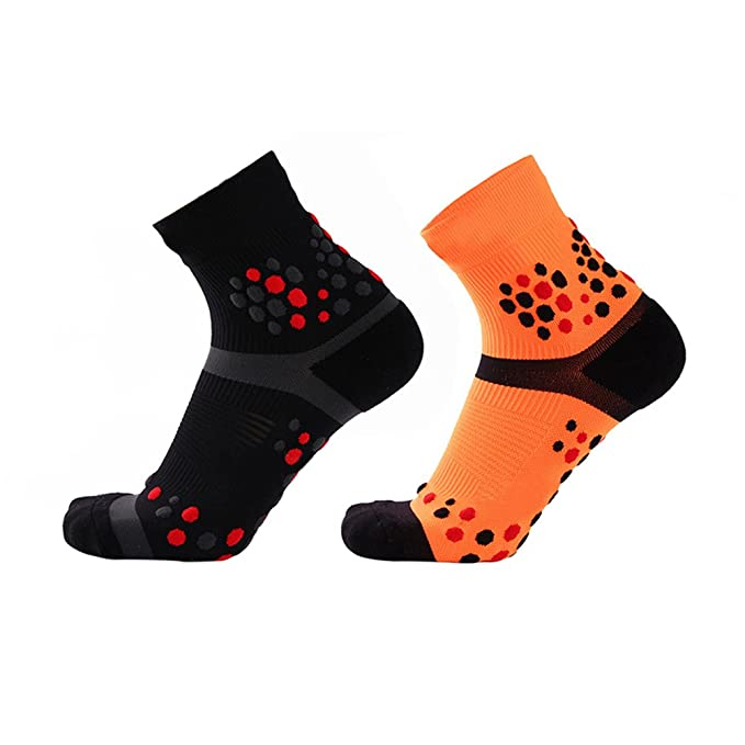Zhhyltt Calcetines Invisibles Hombre Algodón Calcetines Hombre Cortos Running Cotton Rich Socks Basketball Socks Casual Sports