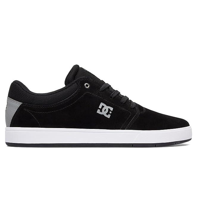 DC Shoes Crisis Sneakers Skateboardschuhe Herren Erwachsene Schwarz (Black Armor)