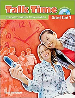 Talk Time 1: Student Book with Audio CD