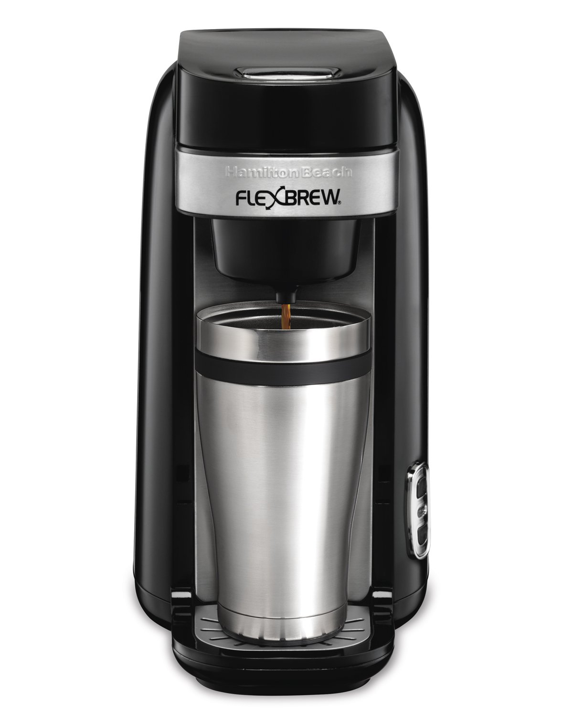 Amazoncom Hamilton Beach Single Serve Coffee Maker Flexbrew