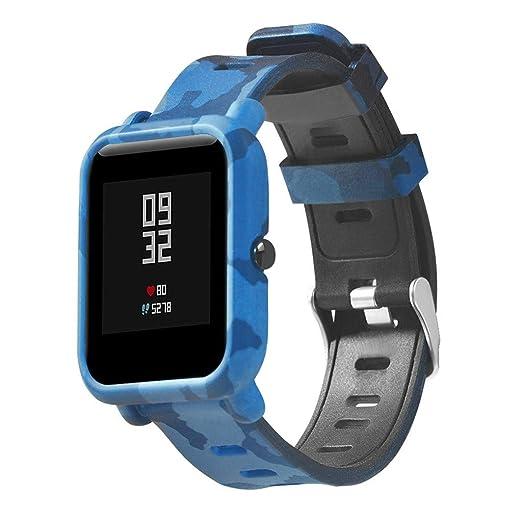 Amazon.com: for Xiaomi Huami Amazfit Bip Youth/LITE Watch ...