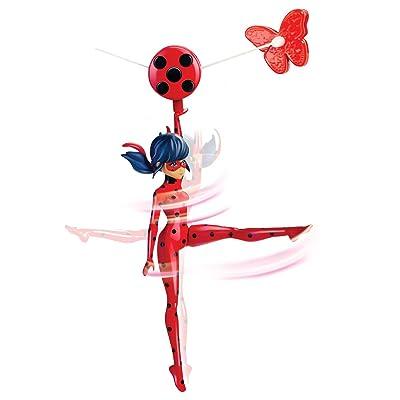 Bandai - 39733 - Figurine À Fonction 19 Cm - Ladybug Tyrolienne