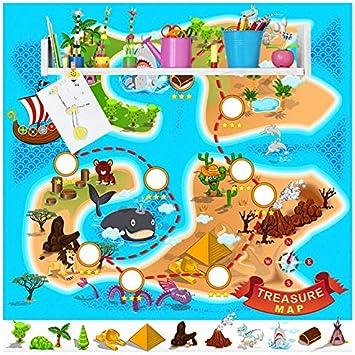 Kids Pirate Map
