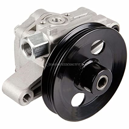 A-Premium Power Steering Pump with Pulley For Hyundai Tucson 2005-2009 Kia Sportage 2005-2010