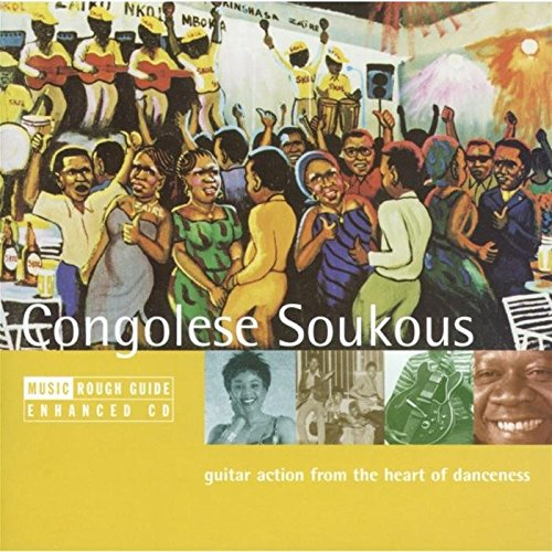 Rough Guide to Congolese Soukous by World Music Network