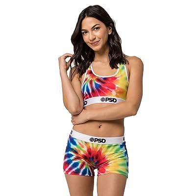 8d8a7e09b7e2e PSD Underwear Women s Tie Dye Short  5WarK1001800  -  15.99