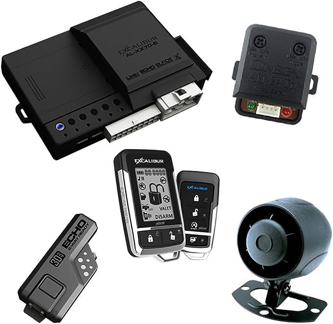 Consumer Electronics linkr /alarm Inside Excalibur RS3753DB 900mhz ...