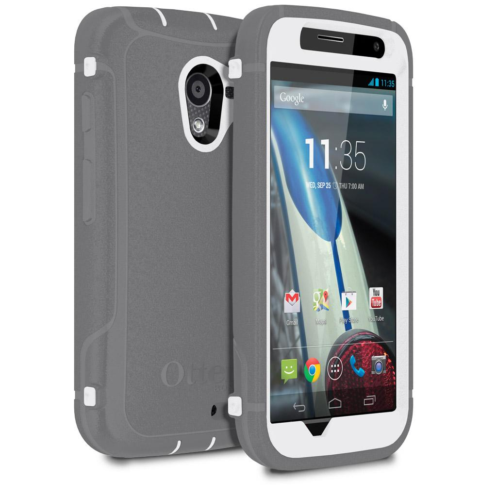 reputable site b968e a081a OtterBox 77-32104-Z Defender Case Motorola Moto X - Black