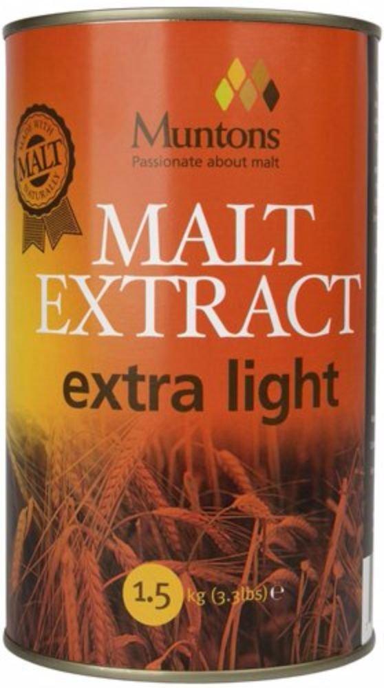 Muntons 3.3lb Extra Light LME
