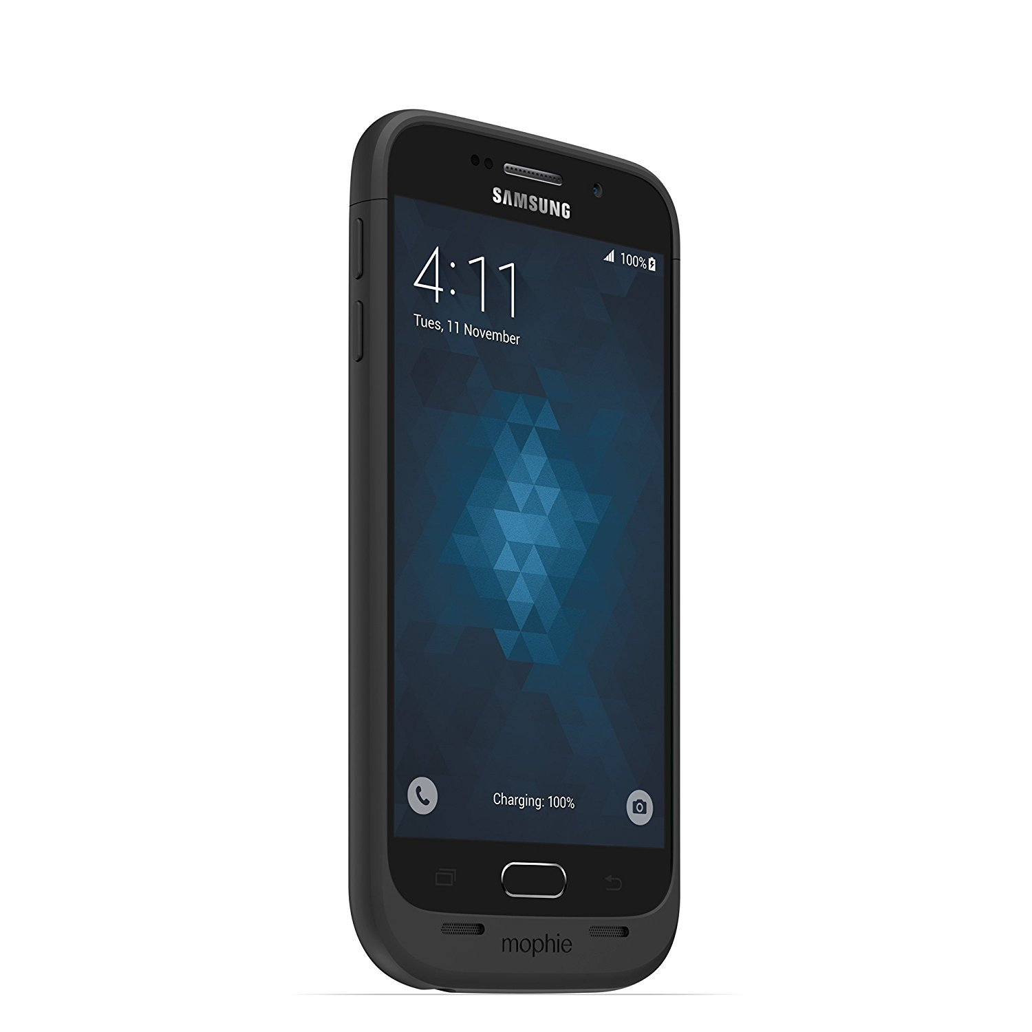 best website 6885f d2321 Amazon.com: mophie Juice Pack for Samsung Galaxy S6 (3,300mAh ...