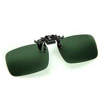 Cyxus polarizado reflejado lentes clásico gafas de sol Gafas con clip  Anti  reflejante  Protección baebe8fba233