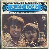 Boyce & Hart - Alice Long (You're Still My Favorite Girlfriend) - A&M Records - 210 033