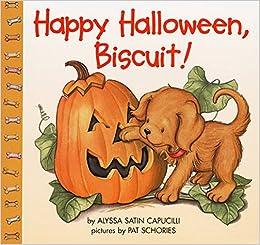 amazon happy halloween biscuit alyssa satin capucilli pat