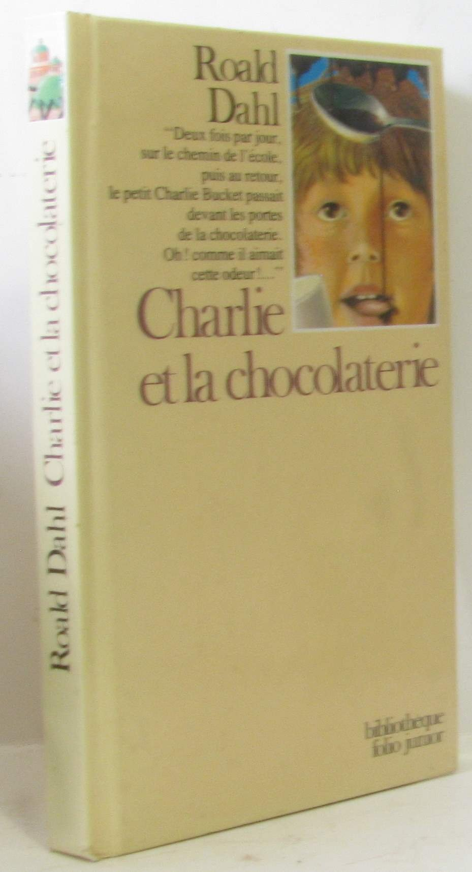 Charlie et la chocolaterie: Amazon.de: DAHL ROALD: Bücher