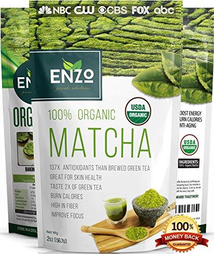 Matcha Green Tea Powder 2oz