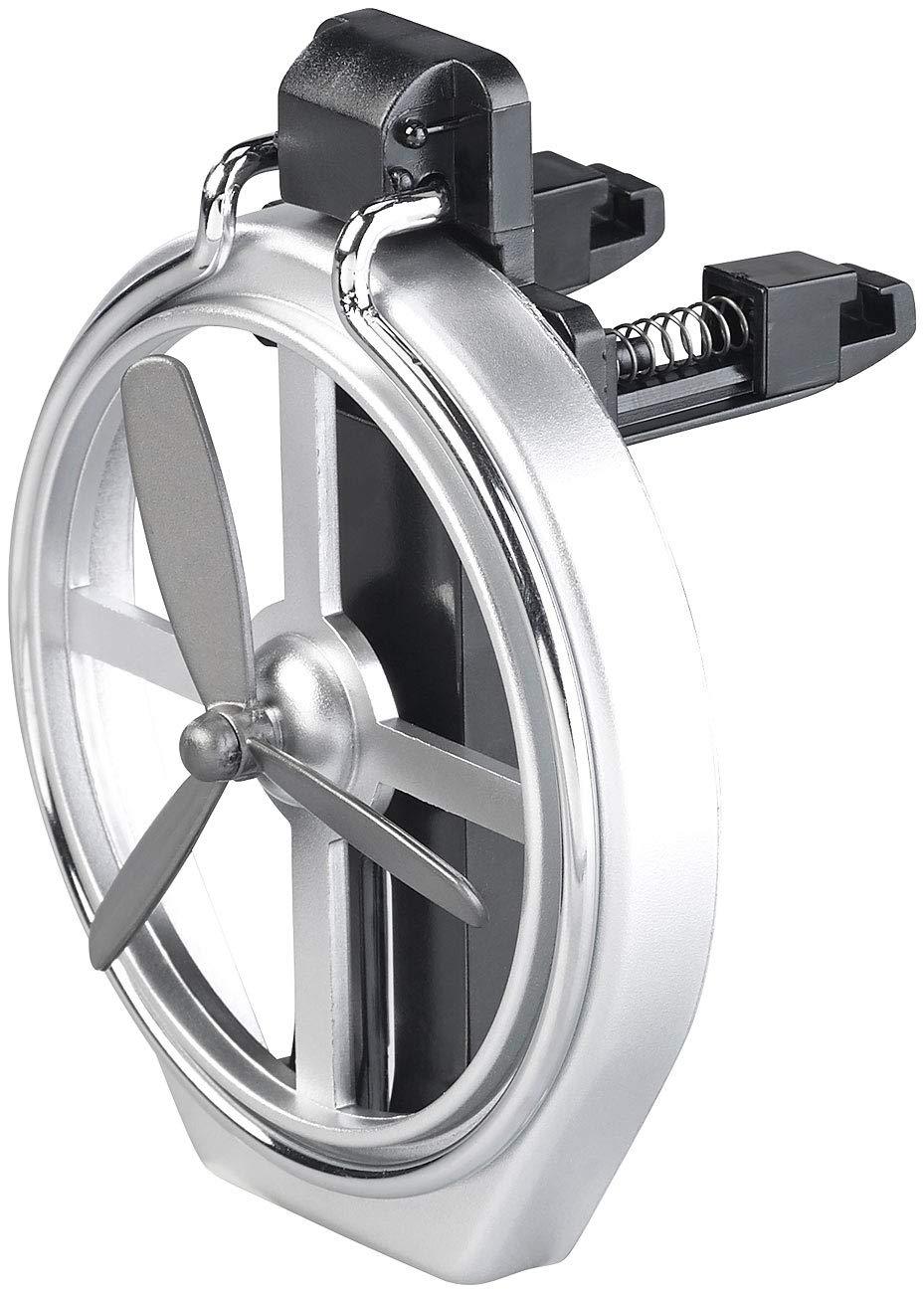 Lescars Getr/änkehalter Kfz: Auto-Getr/änkehalter f/ür L/üftungsgitter 10 cm hoch Getr/änkehalter Boot 7 cm /Ø