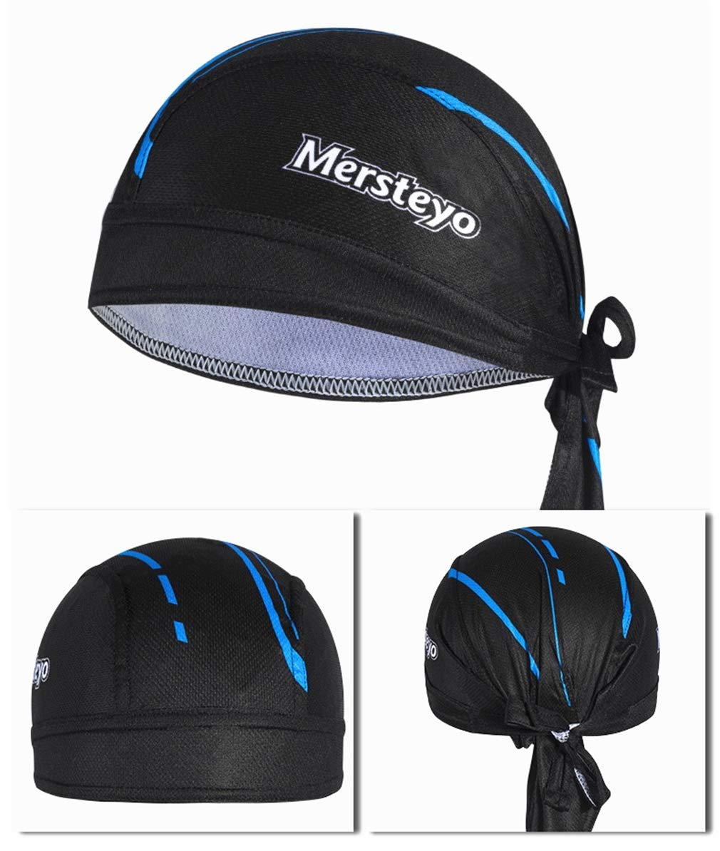 JameStyle26 Bandana Cap Atmungsaktiv Kopftuch Bikertuch UV Schutz Fahrrad Unisex Rad Sport