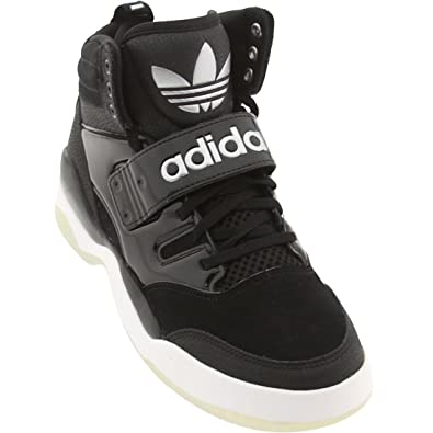 new product 7312f d9f78 Adidas Hackmore Shoes Black Q32935 (size 13) Amazon.co.uk Shoes  Bags