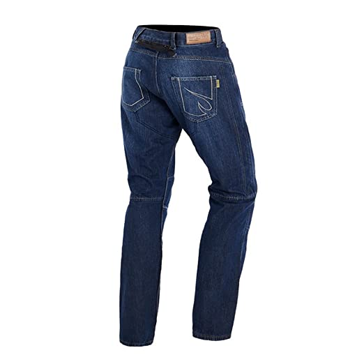 Motorcycle Jeans Riding Pants Knee Protective Gear Moto ...