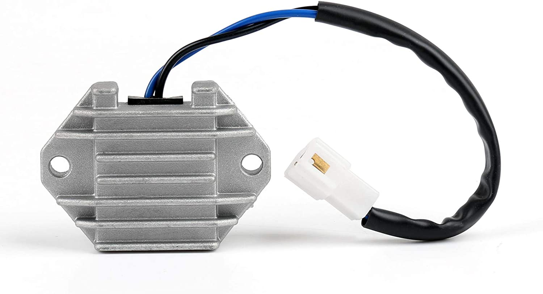 Areyourshop Spannungsregler Gleichrichter Für Yamaha Wr250 Wr250f Wr426 Wr426f 01 02 Wr400 F Auto
