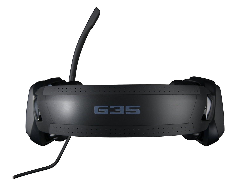 Amazon.com: Logitech G35 7.1-Channel Surround Sound Gaming Headset ...