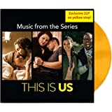 Various Artists - This Is Us Soundtrack Limited 2XLP Exclusive Yellow Vinyl