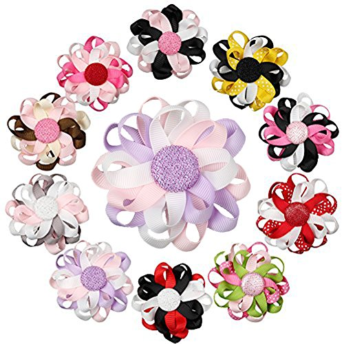 Puff Bow (QtGirl 10 Pieces 3