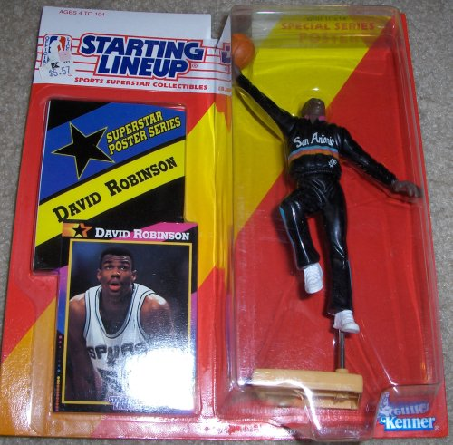 David Robinson 1992 NBA Starting Lineup by Starting Lineup