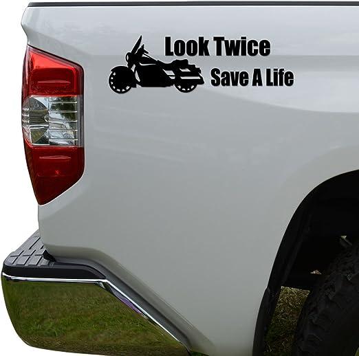Life Skull Car Decal Vinyl Sticker For Window Bumper Panel