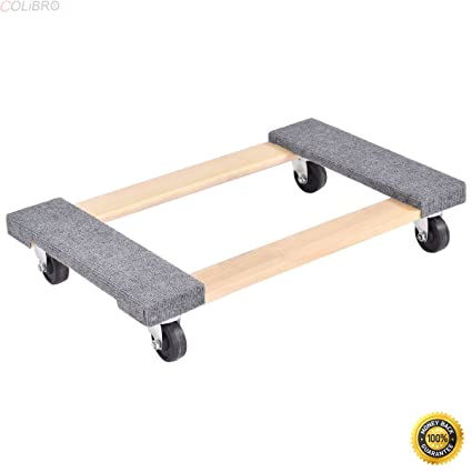 Amazon Com Colibrox 30 18 Furniture Dolly Moving Carrier Mover