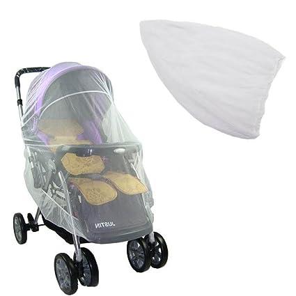 Amazon.com: ECYC Baby Carriage Mosquito Net Pram Insect Full ...