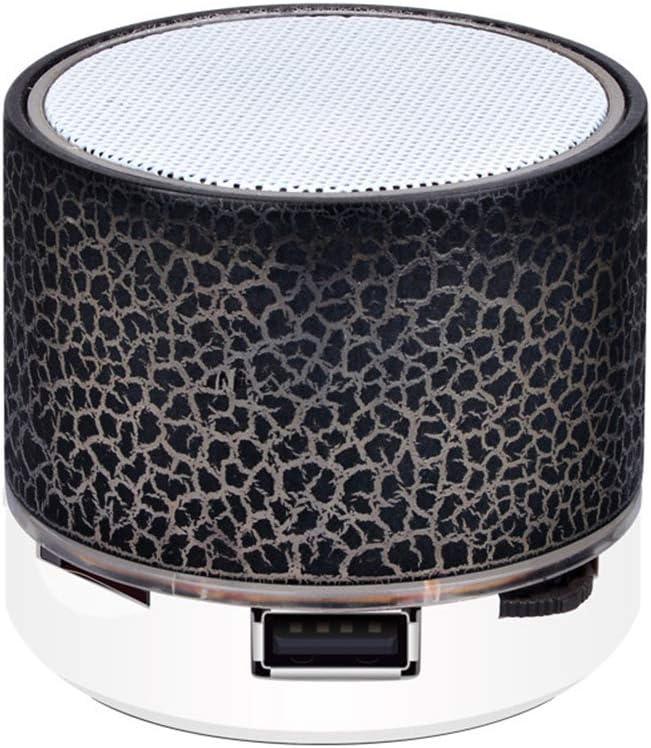 Krx Pequeño Altavoz Bluetooth Agrietado Linterna Mini subwoofer portátil pequeño estéreo Bluetooth Audio