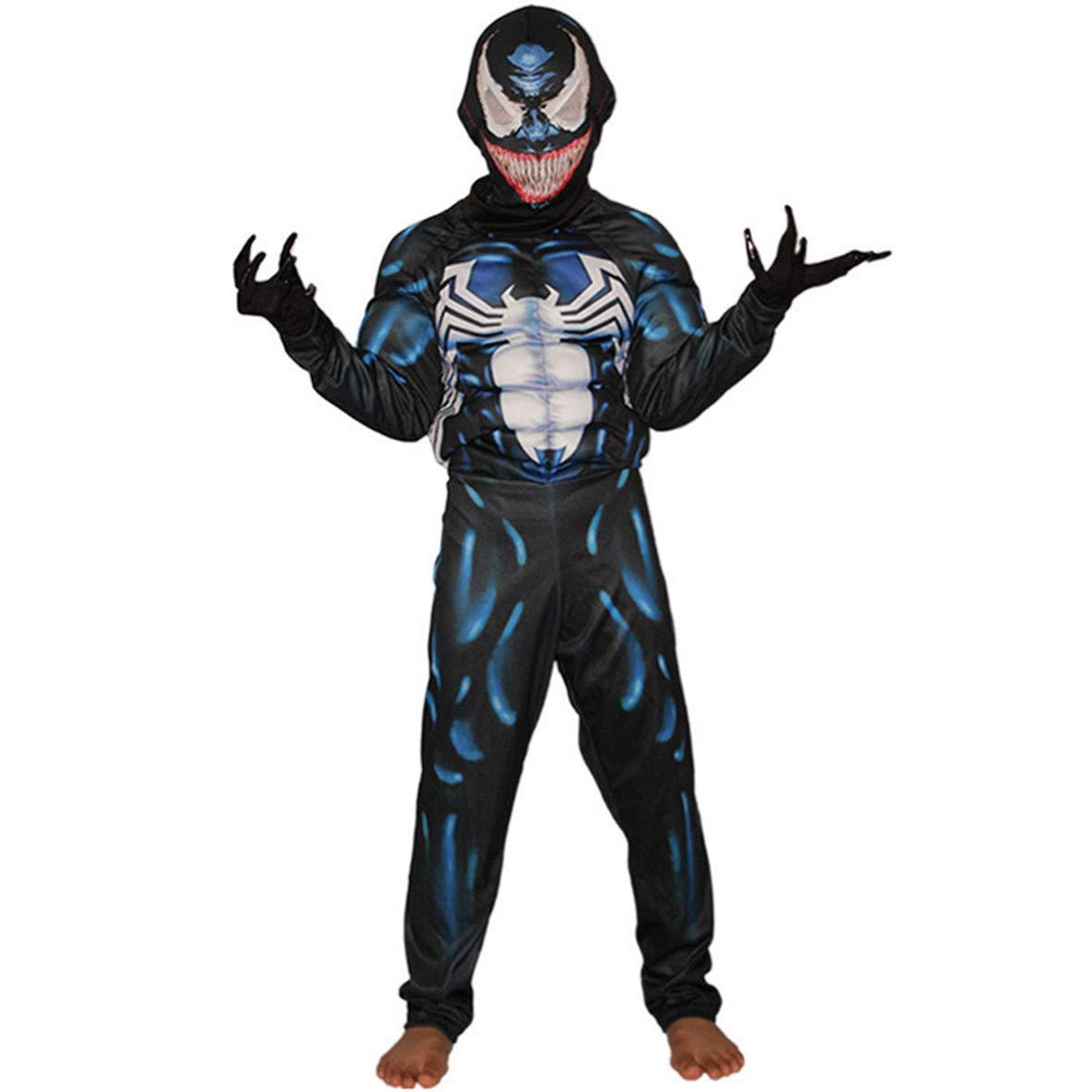 Amazon.com: Venom Disfraz de Venom Película personaje ...